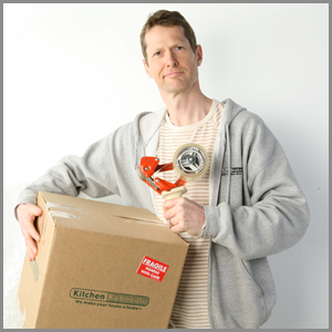 Philip • The man who ships your packages