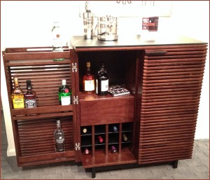 Half Open Bar